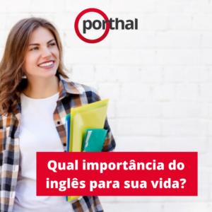 Qual importância do inglês para sua vida?