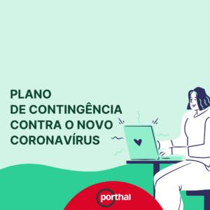 O que a Escola Porthal está fazendo para prevenir e monitorar a transmissão do Novo Coronavírus?