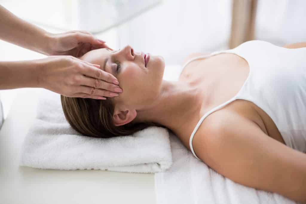 tecnicas de massagem