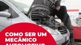 O que faz um mecânico de carros?