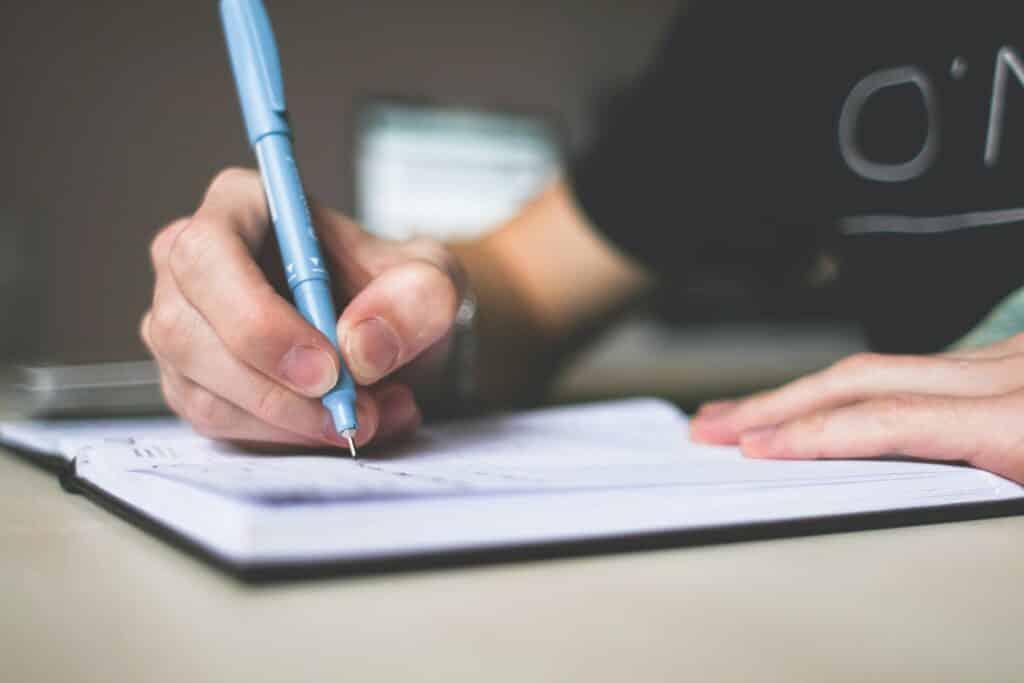 concentração nos estudos