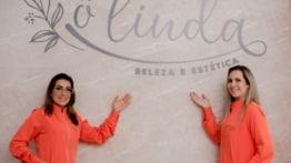 Aluna da Escola Porthal abre salão de beleza em Sananduva